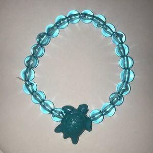 Jewelry - turtle charm bracelet